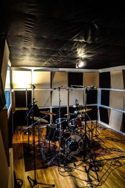 Drumbooth / Sprechkabine
