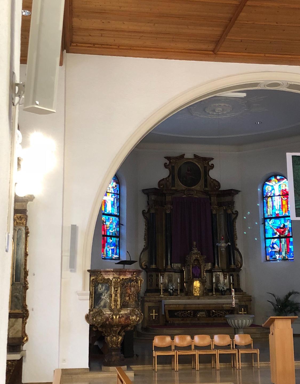 Kirche Trimbach 24C