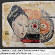 """""""L'amante"""", 2011"""