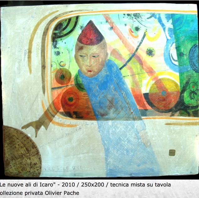 """""""Le nuove ali di Icaro"""", 2010"""