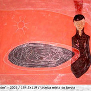 """""""Out of the centre"""", 2005"""