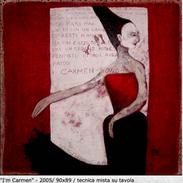 """""""I'm Carmen"""", 2005"""