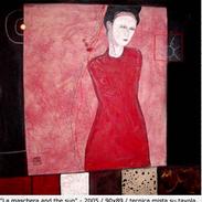 """""""La mschera and the sun"""", 2005"""