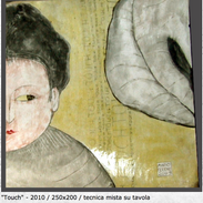 """""""Touch"""", 2010"""