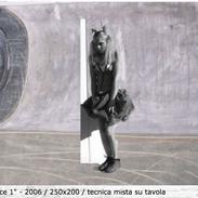 """No man's space 1"", 2006"