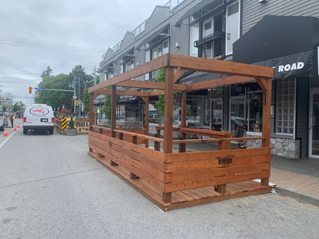 Outdoor Dining Strategy for a Vibrant Richmond