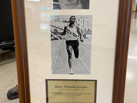 Harry Jerome Recognition
