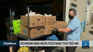 CITYTV interview-Coming Together Richmond-Richmond Food Bank (July 28, 2020)