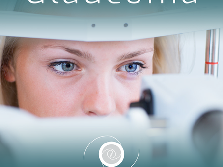 O problema do Glaucoma.