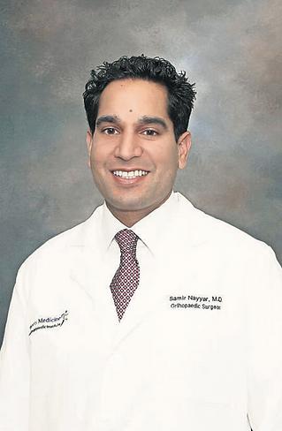 DR. SAMIR NAYYAR