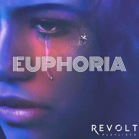 Euphoria HBO TV Show (Official Soundtrack to Season 1)