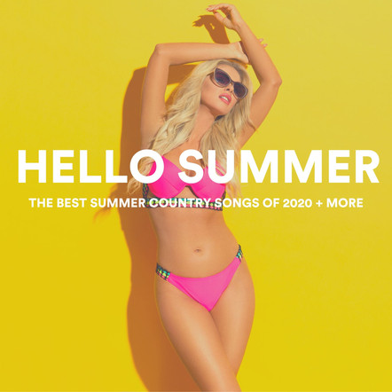 summer country songs hello summer beach