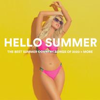 summer country songs hello summer beach