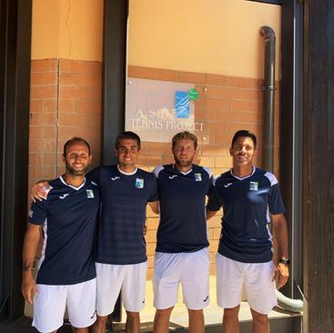 A.S.D. Tennis Project