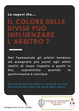 Influenza arbitrale