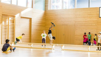 Gli effetti del COVID-19 sull'attività fisica scolastica dei ragazzi