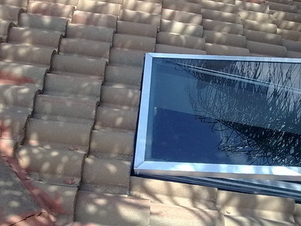 Rainbowlite Dome with Manual Opener