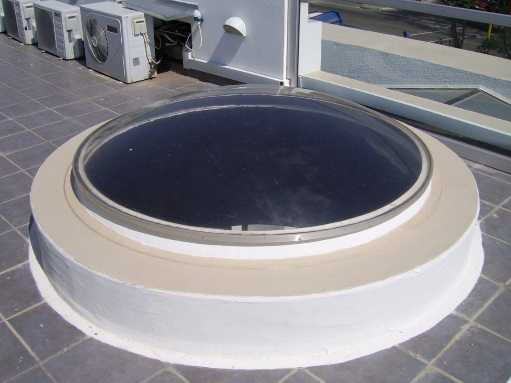 Round Rainbowlite Dome