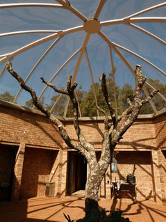 Square Segmented Dome