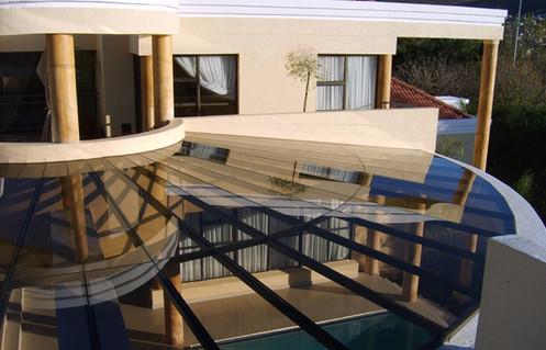 Flush Glazed Canopy