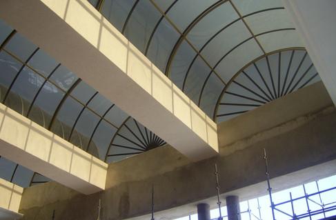 Semi Circular Vault - Abbeydale Pentacostle Church