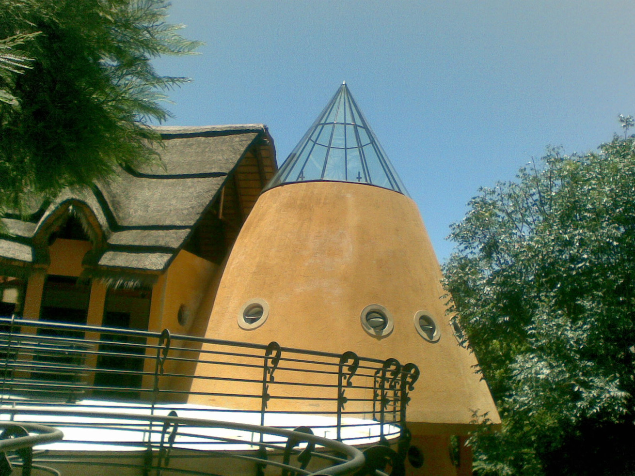 Conical Dome