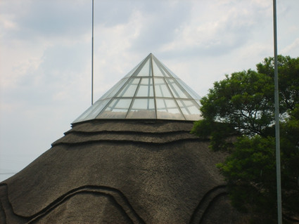 Conical Pyramid