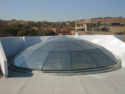 Faceted Dome