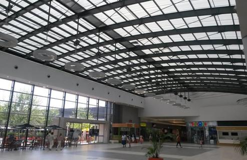 Low Rise Vault - Matlosana Mall