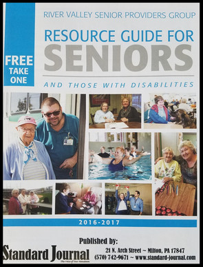 Making Aging Easier in the River Valley – New Senior Resource Guides Available