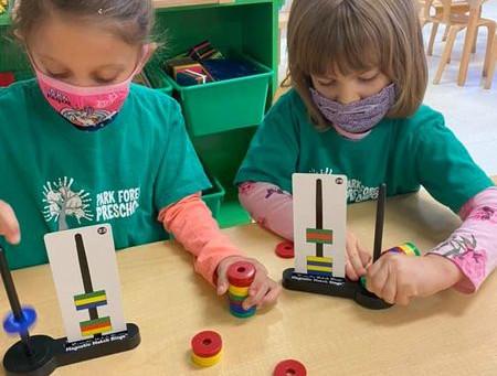 Park Forest Preschool & Parents Collaborate