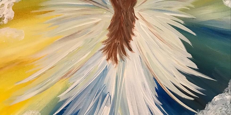 """My Angel"" 2U Virtual Painting Party"