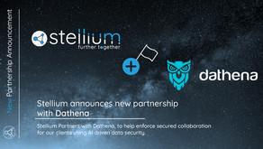 Stellium Partners with  Dathena