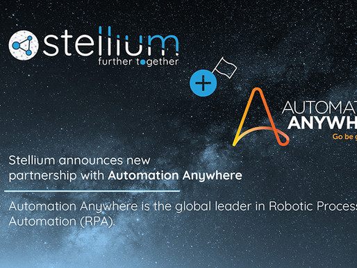 Stellium partners with Automation Anywhere