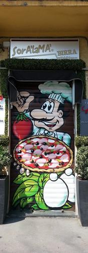 Serranda pizzeria