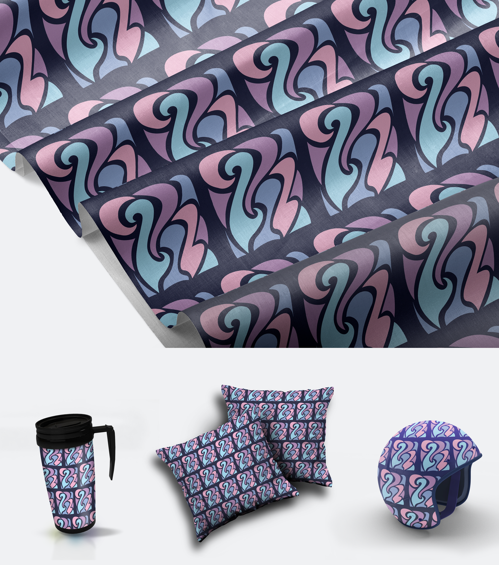 Abstrac Fabric