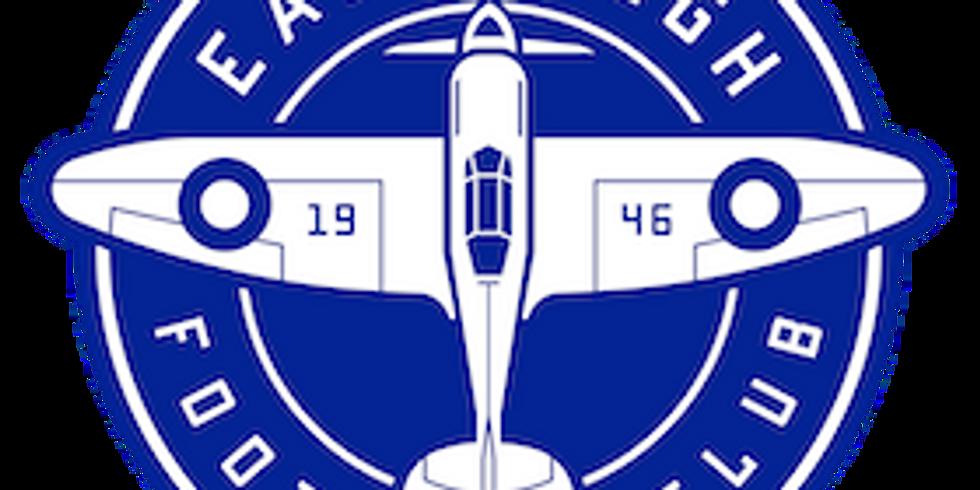 1st team Friendly v Eastleigh FC Academy