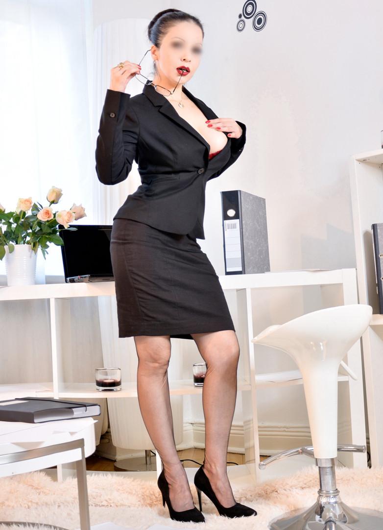 Russische Lehrerin