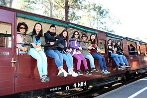 Melbourne Local tour, Melbourne Chinese Tour, Melbourne Chinese Day Tour, Melbourne Chinese Day Tour, Melbourne Chinese Tour, Melbourne day tour, Melbourne day tours, Melbourne Cantonese Tour, Puffing Billy, KK墨爾本旅遊團,