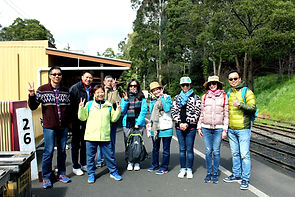 KK Melbourne tours, Melbourne Chinese Tour, Melbourne Chinese Day Tour, Melbourne Cantonese Day Tour, Melbourne day tour, Melbourne day tours, Melbourne Cantonese Tour, 墨爾本 local tour, Melbourne day tour, Melbourne day tours, Puffing Billy, KK墨爾本旅遊團,