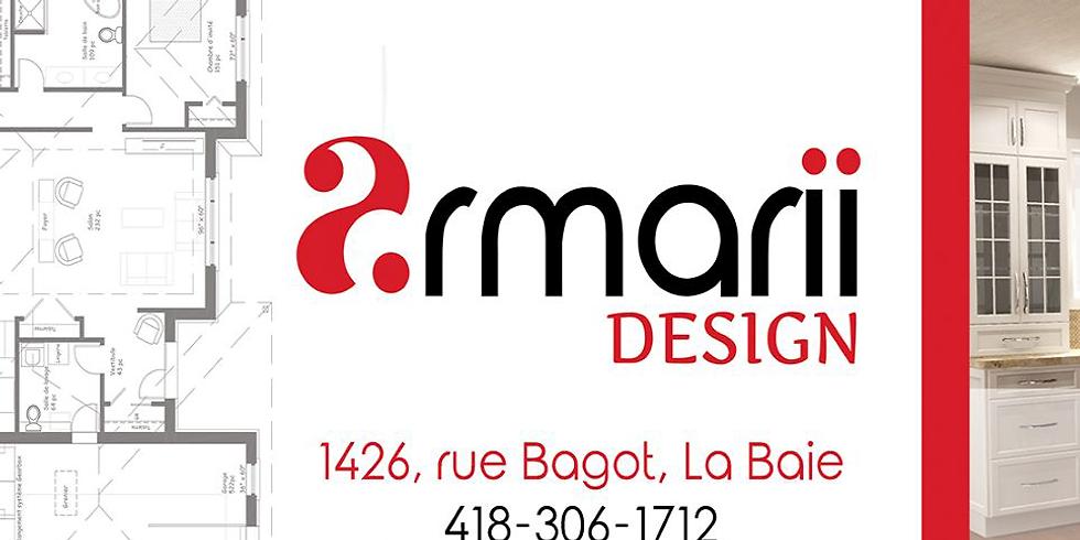 Soirée Découverte - Armarii Design