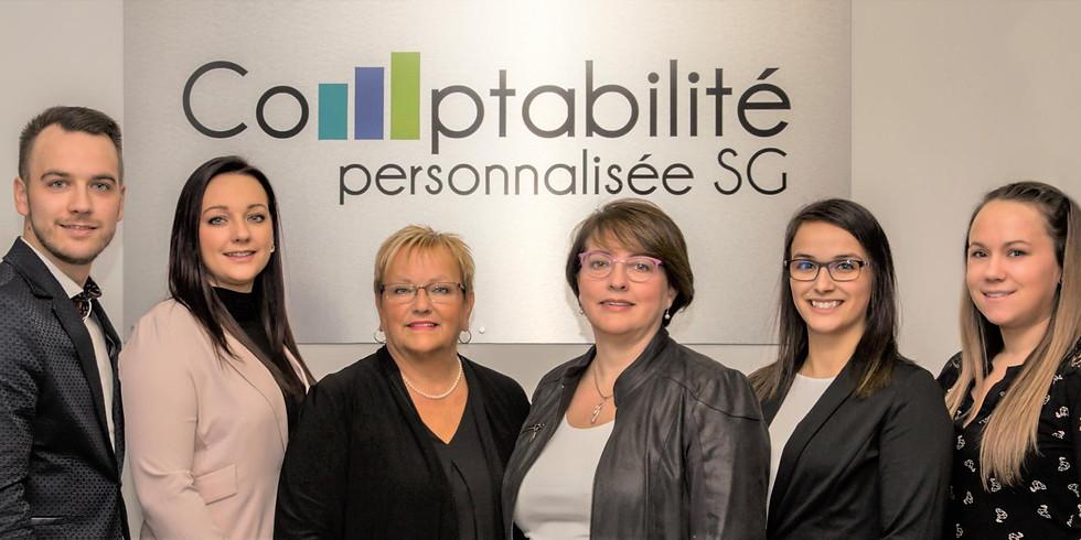 Soirée Découverte - Comptabilité personnalisée SG