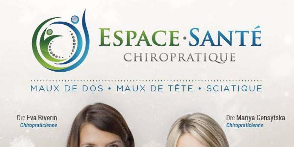 Soirée Découverte - Espace-Santé Chiropratique