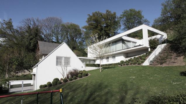 Einfamilienhaus Sch.