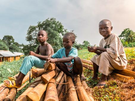 Liberia, Africa 2019