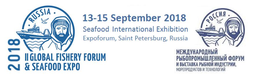 II Global Fishery Forum & Seafood Expo Russia Exporter Argentina