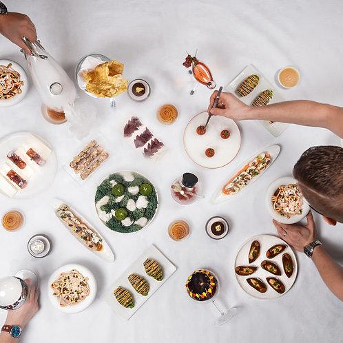 Dinner Romantique à Ossiano dans un lieux extraordinaire à Dubai
