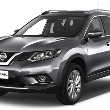 Location 6j ou plus , Xtrail Nissan de 2019