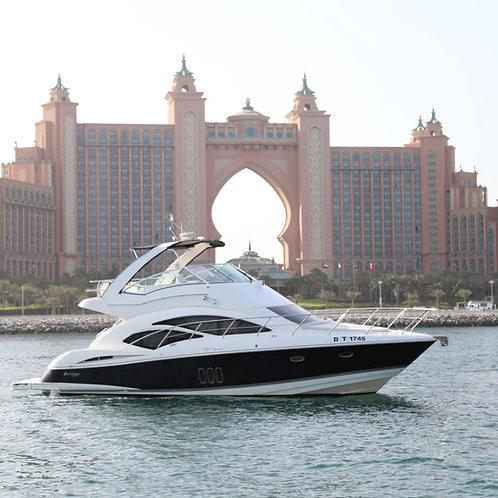 Location de yatch privé à Dubai 45Ft