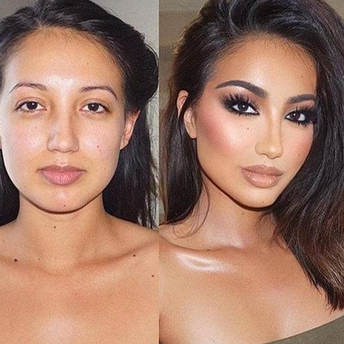 Package Maquillage dans votre chambre d'hôtel à Dubai